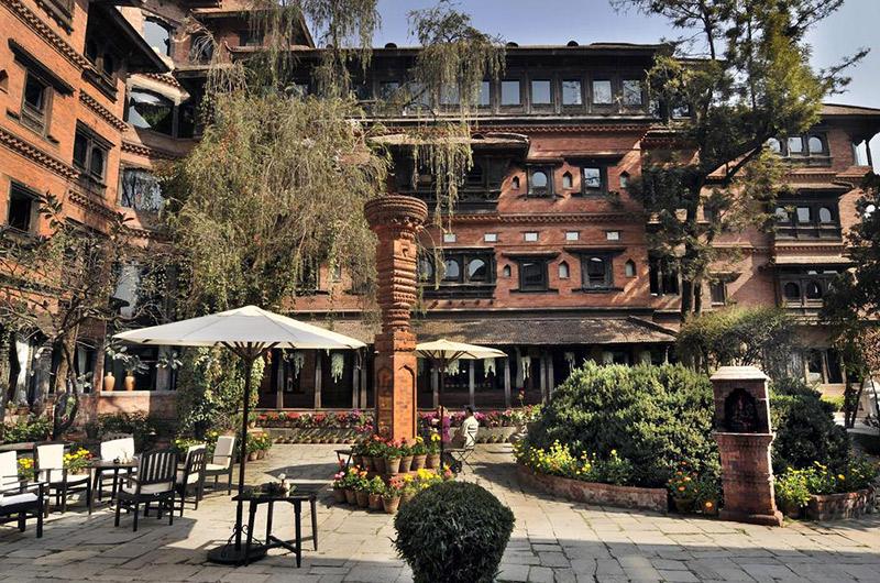 Dwarikas Hotel