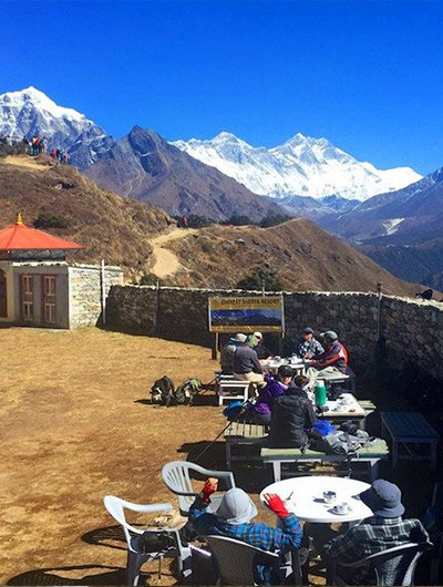 Everest Sherpa Resorts