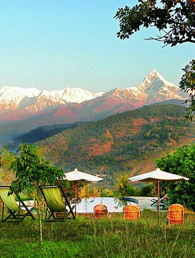 Tiger Mountain Lodge