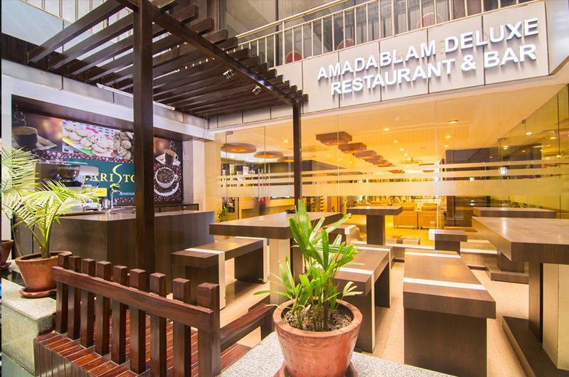 The Amadablam Hotel