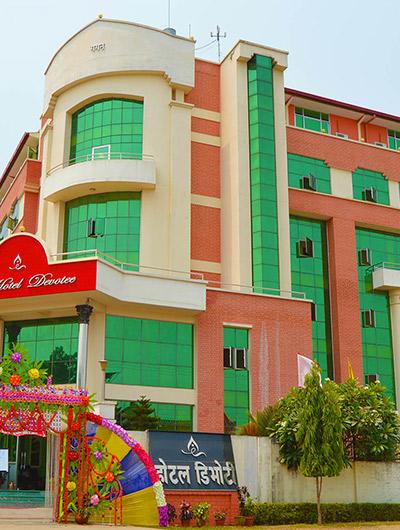 Hotel Devotee & Restaurant