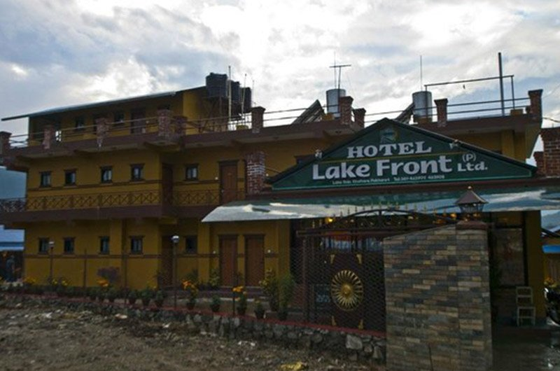 Hotel Lakefront