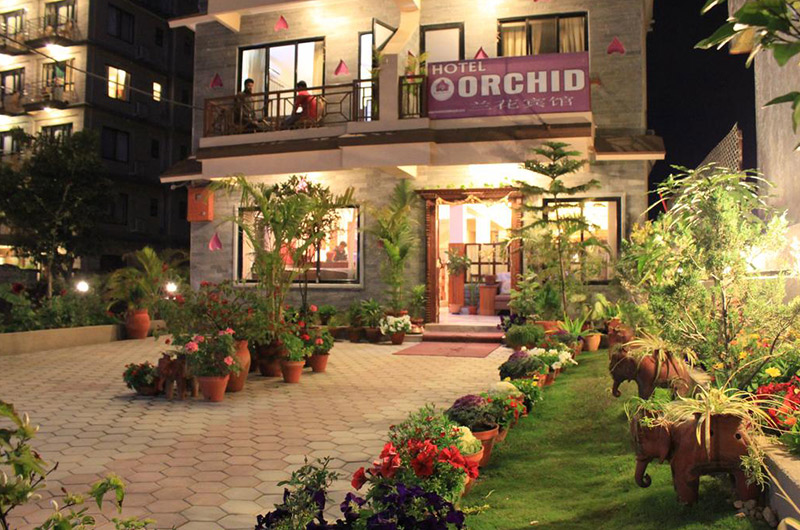Hotel Orchid Pokhara