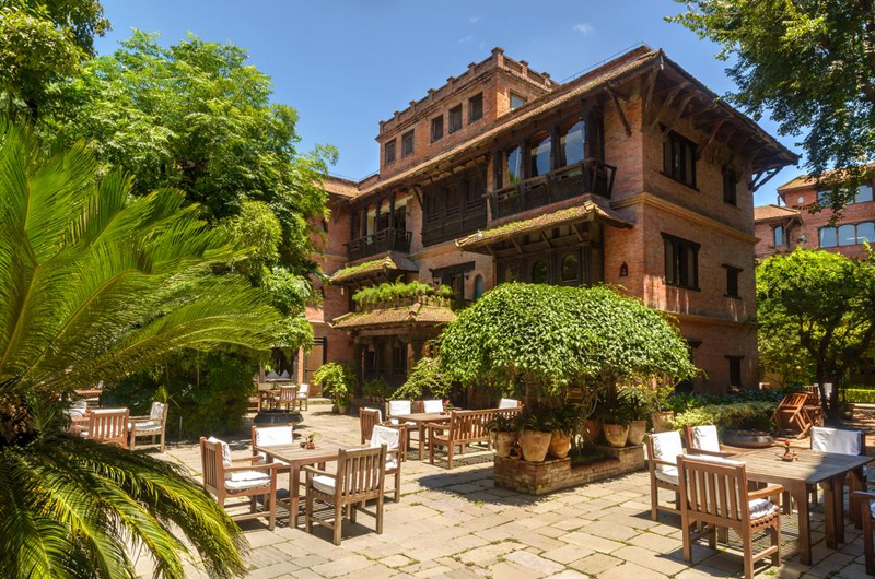 The 10 Best Heritage Hotels in Nepal
