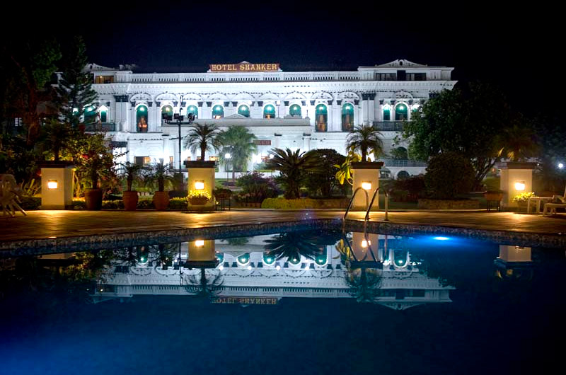 Nepal's Hotel Shanker brings some old world elegance