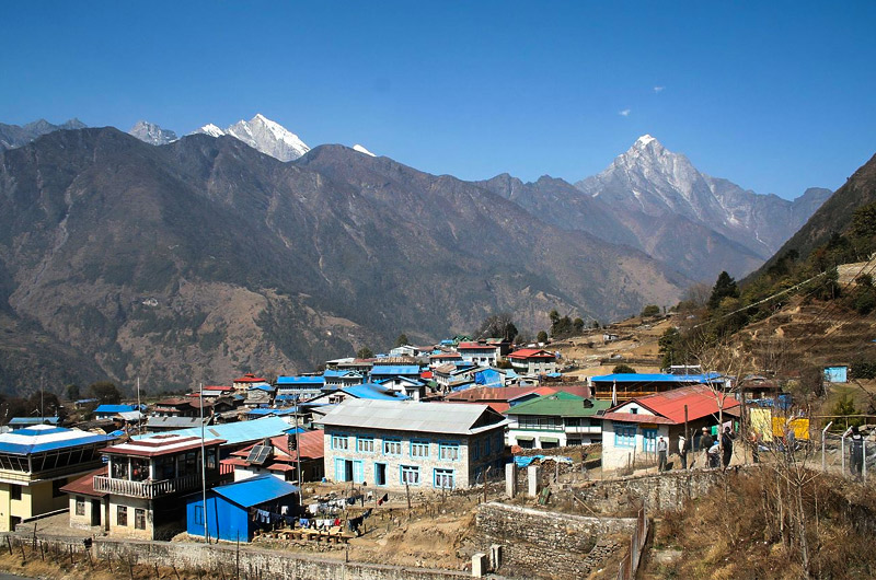 Discover the Hotels in Lukla, Everest Base Camp Trek