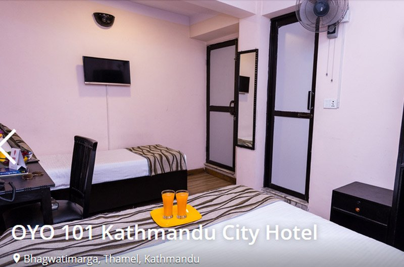 OYO Rooms Launches Operations In Nepal