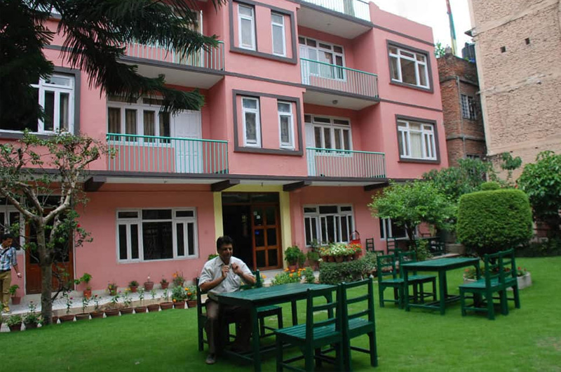 Guest House in Nepal