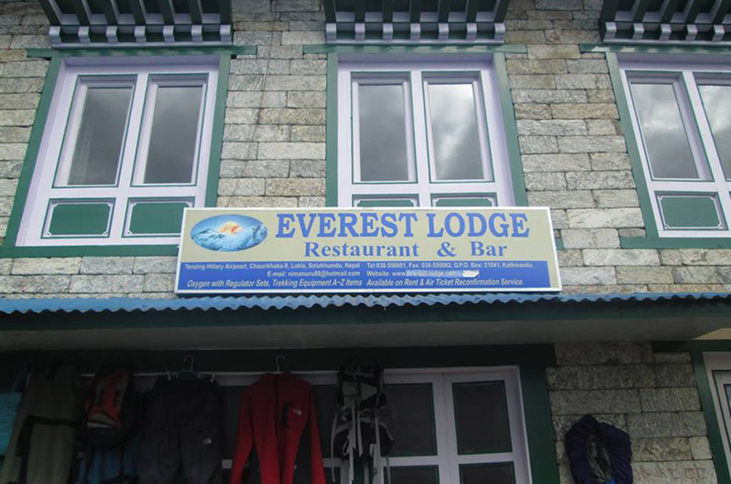 Everest Lodge Restaurant and Bar