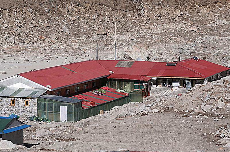 Gorak Shep Yeti Resort
