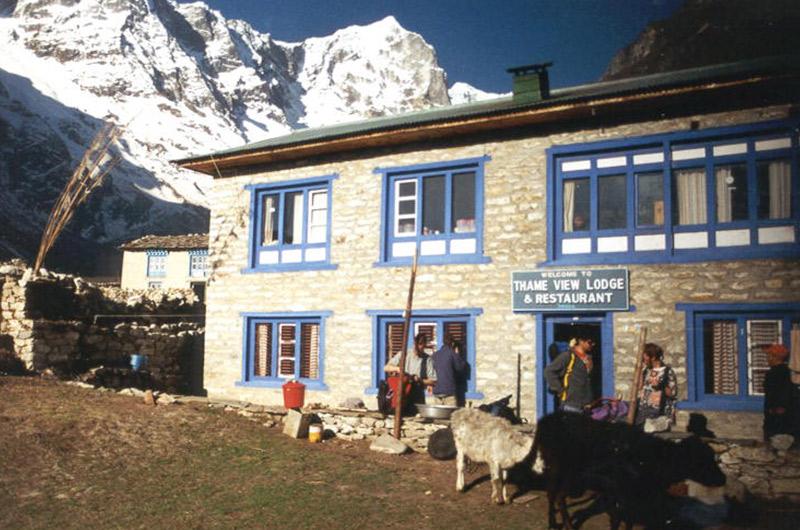 Thame View Lodge